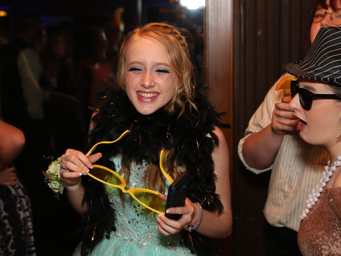 The Tioga Central Senior Prom was held at the Pumpelly