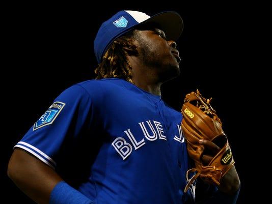 USP MLB: SPRING TRAINING-TORONTO BLUE JAYS AT PITT S BBN PIT TOR USA FL