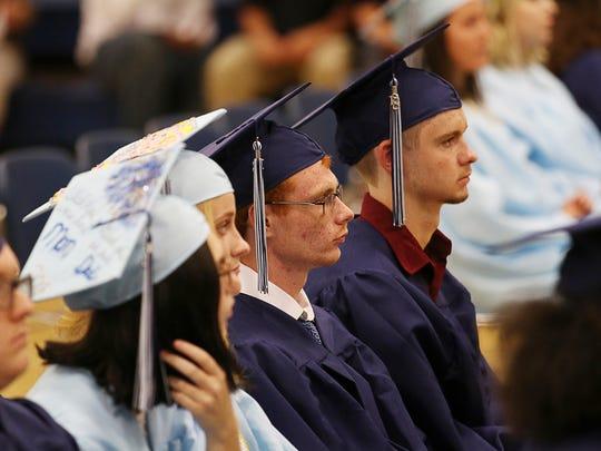 Adena held its graduation ceremony on Saturday, May 26, 2018, at Adena High School in Frankfort, Ohio.