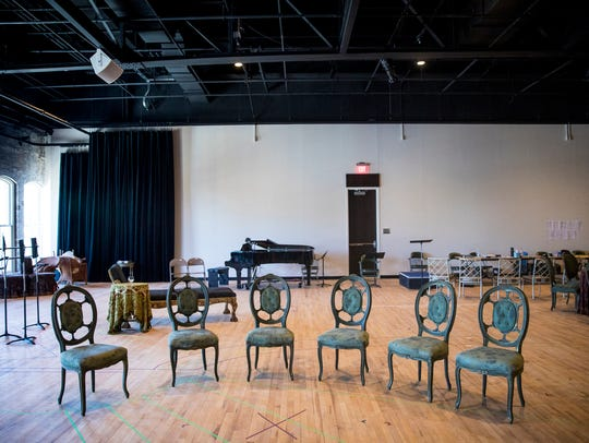 After renovations, Cincinnati Opera can now rehearse