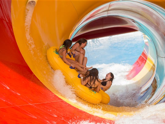Mountain Creek Waterpark in Vernon, N.J. opens for