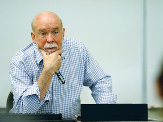 Olympic College history professor Phil Schaffer is retiring after 50 years at the college.