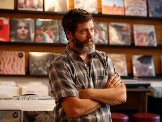 """Nick Offerman stars in """"Hearts Beat Loud."""""""