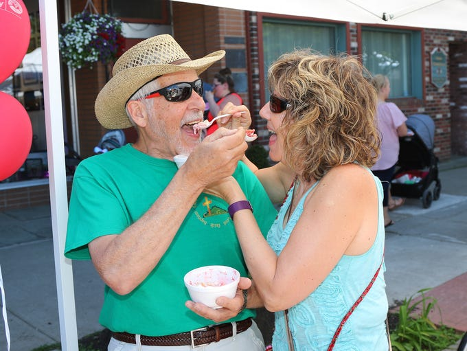 The 38th Annual Strawberry Festival was held June 15-16