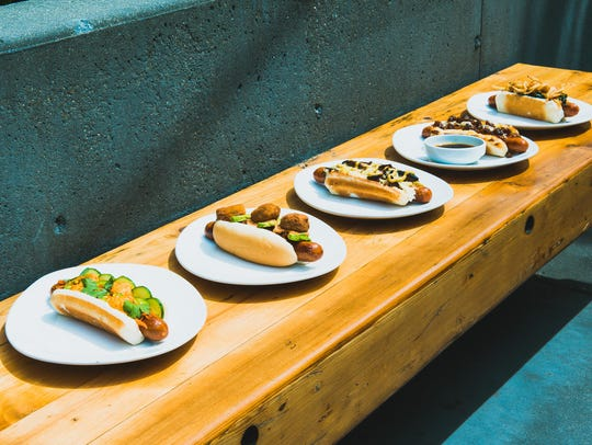 Slows will sell gourmet hot dogs for $5 every Wednesday