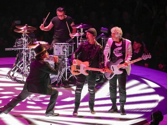 Bono,Larry Mullen,Jr.,The Edge,Adam Clayton