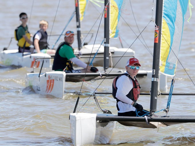 The 2nd Annual Hobie Wave Regatta Hosted By Green Bay