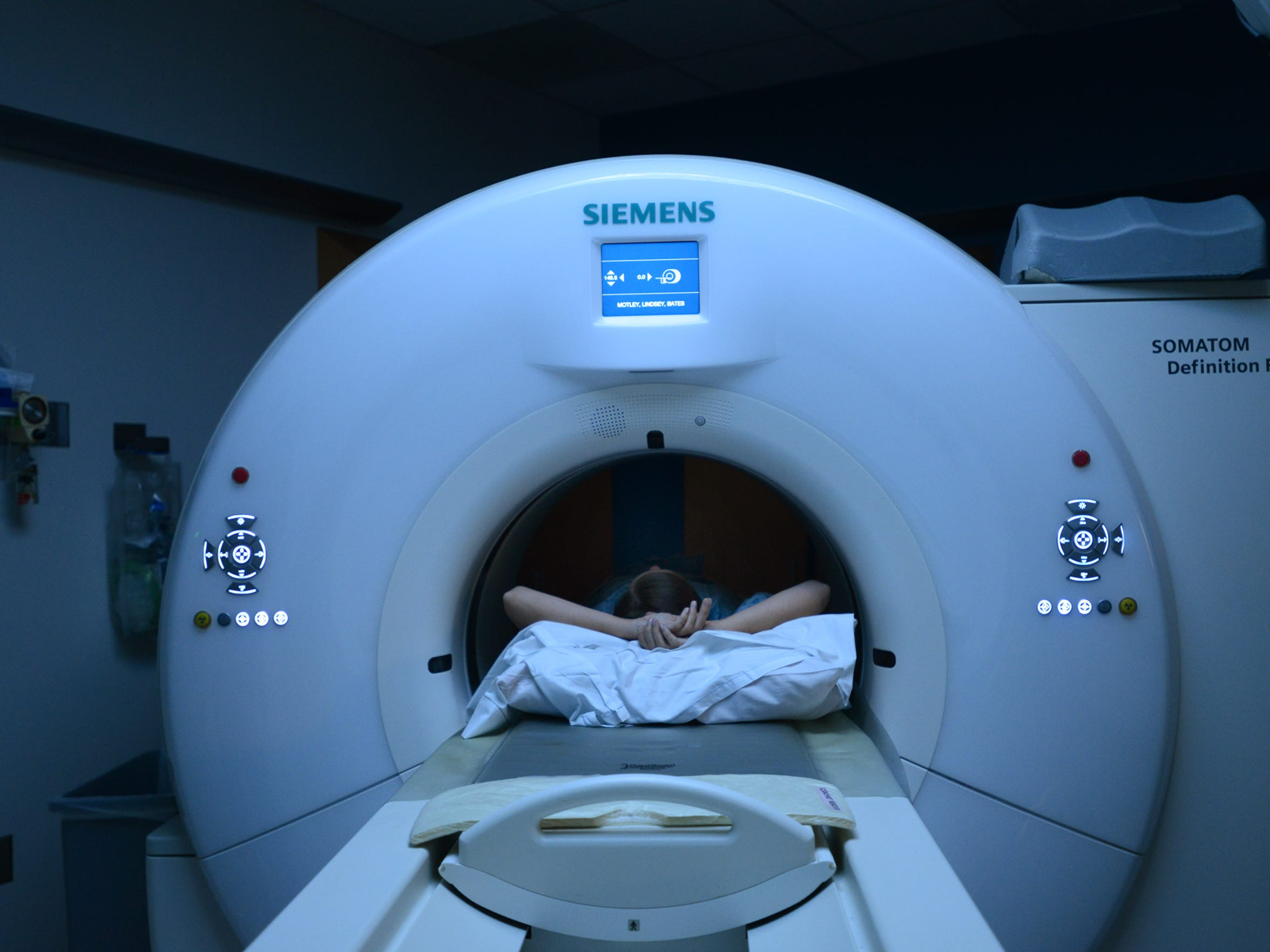 hospital told patient insurance pays for ct scan, billed him $3,878