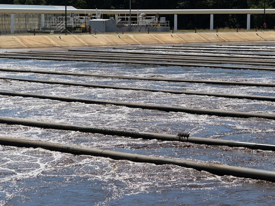A year ago, ongoing discharge of undertreated wastewater from the Kent County wastewater treatment plant into the Murderkill River closed recreational shellfishingin that area. The culprit was a torn liner in one of the facility's two 20-foot deep aeration basins. The problem was fixed at a cost of $1.4 million.