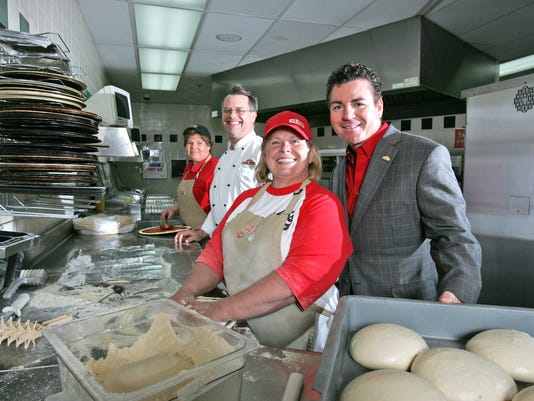 Schnatter is back leading pizza chain he founded