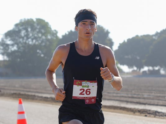 Salinas Valley Half Marathon and 5K
