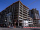 "The nine-floor office and retail building at Block 23 is pictured after a ""topping off"" ceremony for the completion of its vertical construction, Jan. 22, 2019, in Phoenix."