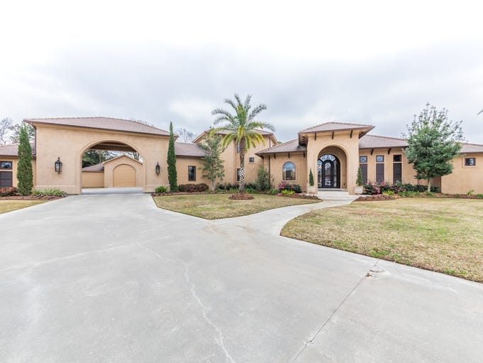 This 4 bedroom, 4 bath home is located at213 Turtledove