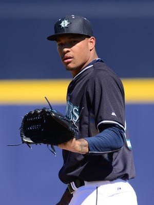 Taijuan Walker has a bright future with the Mariners.