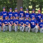 The St. Clair 13U baseball team plays for the regional title later this week in Kalamazoo.