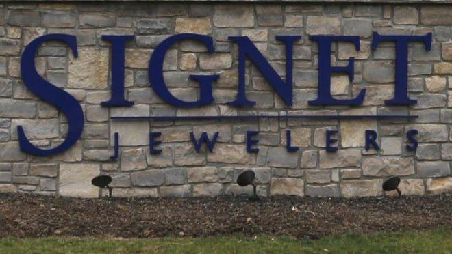 Signet Jewelers' headquarters in Akron.