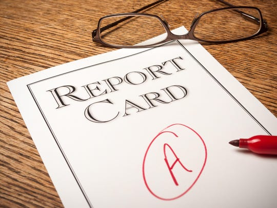 Report cards should be issued soon.