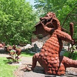 Travel: Sculpture parks add to allure of fall colors