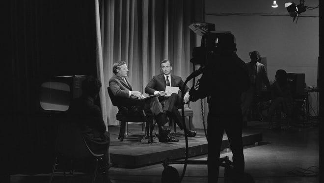 "The new documentary ""Best of Enemies"" looks at a series of debates between William F. Buckley Jr. and Gore Vidal."