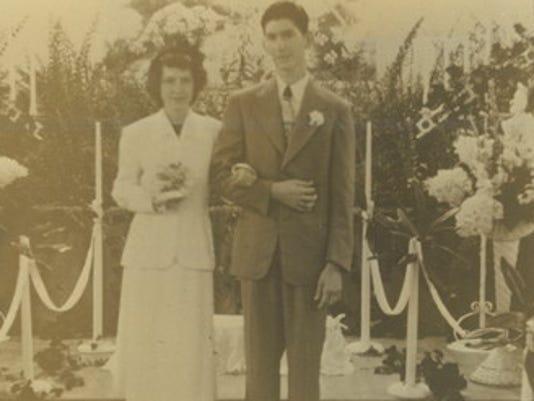 Anniversaries: Jim Deese Barbee & LaVaughn Deese Barbee