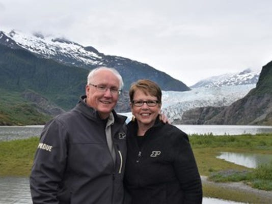 Anniversaries: Rodney Vandeveer & Mary Jo Vandeveer