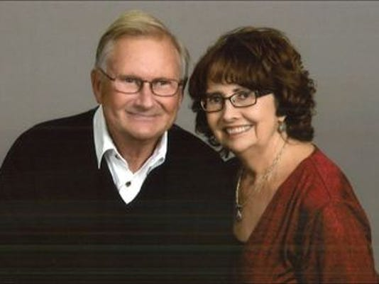 Anniversaries: Jim Christensen & Mary Jo Christensen