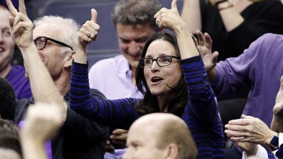 julia louis-dreyfus northwestern