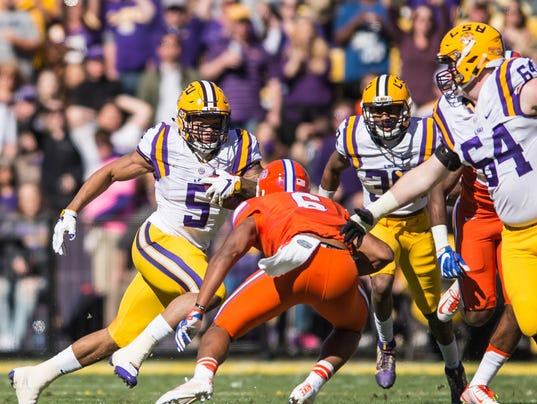 Florida Gators vs LSU Tigers