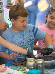 The Indian River Lagoon Science Festival is Saturday at Veterans Memorial Park in Fort Pierce.