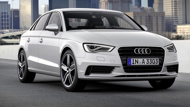 A3 will sell at base price just under that of the Mercedes-Benz CLA