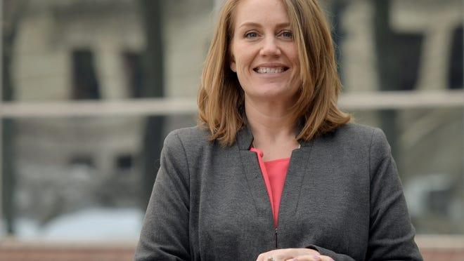 Karen Pelletier, executive vice president of the Worcester Regional Chamber of Commerce.