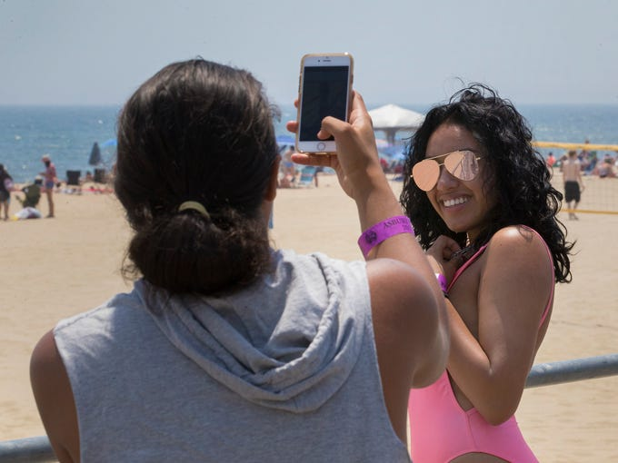 A Day at the Beach: Asbury Park