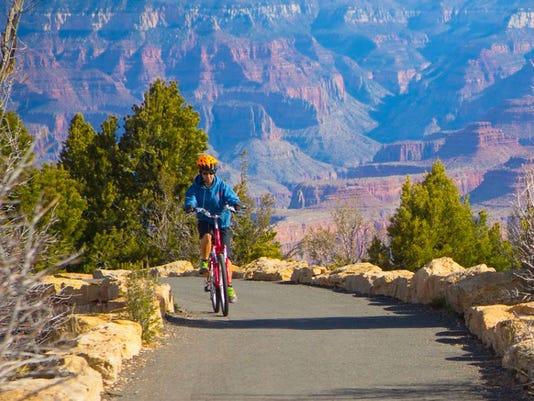 Bike Grand Canyon