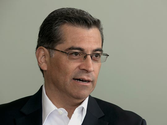 State Attorney General Xavier Becerra announced on Jan. 18 that his office would go after employers who share information about workers in contradiction of the Immigrant Worker Protection Act, which took effect Jan. 1.