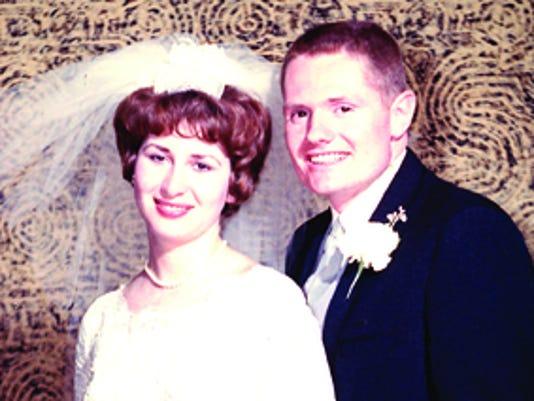 Anniversaries: Raymond Raymond and Loretta Brennan & Loretta Brennan