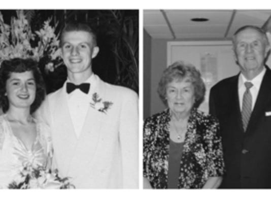 Anniversaries: Suzanne Strowbridge & Douglas Strowbridge