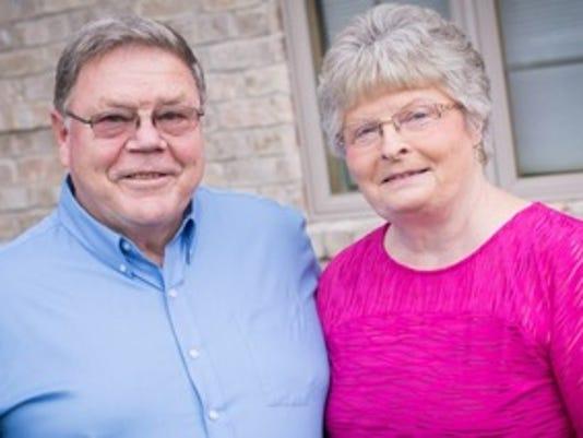 Anniversaries: Louis & Ruth Spitzley