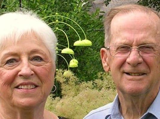 Anniversaries: Bill Haun & Janet Haun