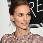 Natalie Portman was scheduled to do press and attend the French premiere of 'Jane Got a Gun' Monday in Paris.