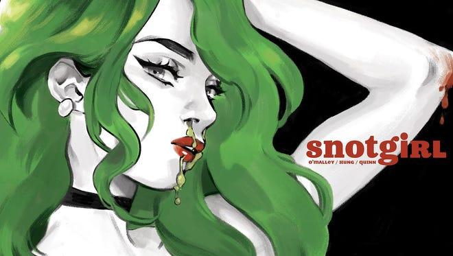 """""""Snotgirl"""" is a dark comedy that follows a famous fashion blogger with allergy issues and an unfortunate real life."""