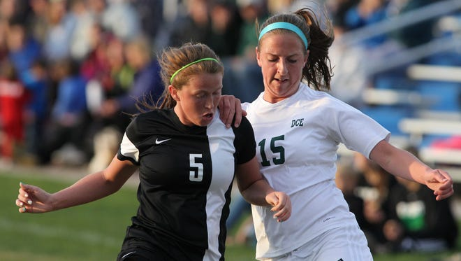 SPASH and D.C.Everest were seeded third and second, respectively, in Division 1 as the WIAA girls soccer playoff bracket was released Friday.