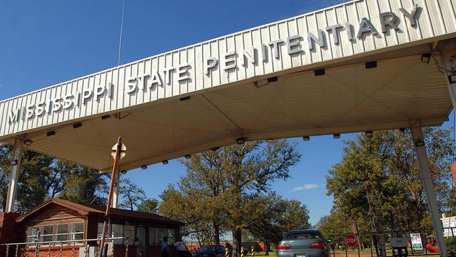 The Mississippi State Penitentiary at Parchman is show in this file photo.