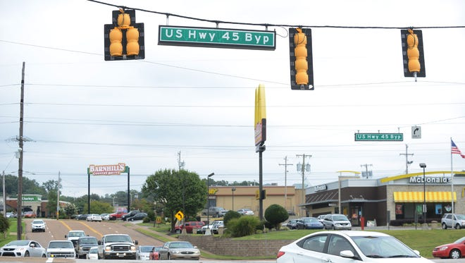 TDOT will make improvements to the Keith Short (U.S. 45) Bypass from Interstate 40 to Old Hickory Boulevard, including the realignment of Casey Jones Lane at the Carriage House Drive intersection.