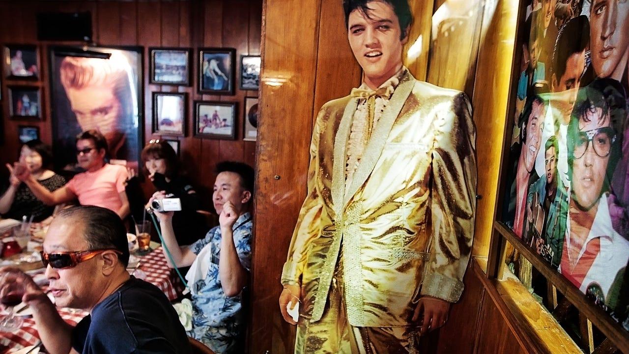 Eat like the King: Elvis Presley's food faves