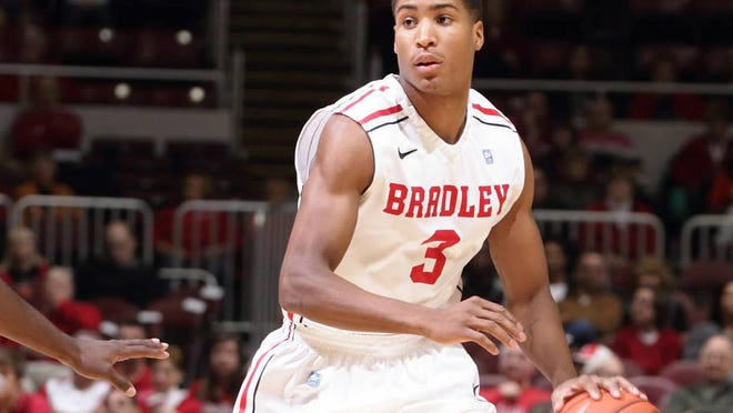 Former Bradley player Anthony Fields is a vice president of the newly formed basketball operations for Vanguard Sports Group and is based in Las Vegas.