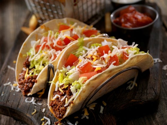 Tacos are an easy go-to meal that encourages kids to