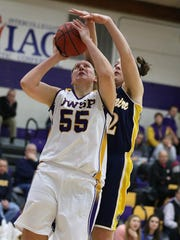 University of Wisconsin-Stevens Point's Joann Wolfenberg,