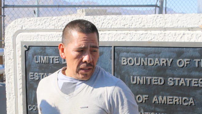 Gonzalo Juarez Limon, a Mexican National, was arrested at the border after making illegal entry into the United States near Columbs, NM. He was turned over to Mexican authorities and is expected to face trial for homicide.