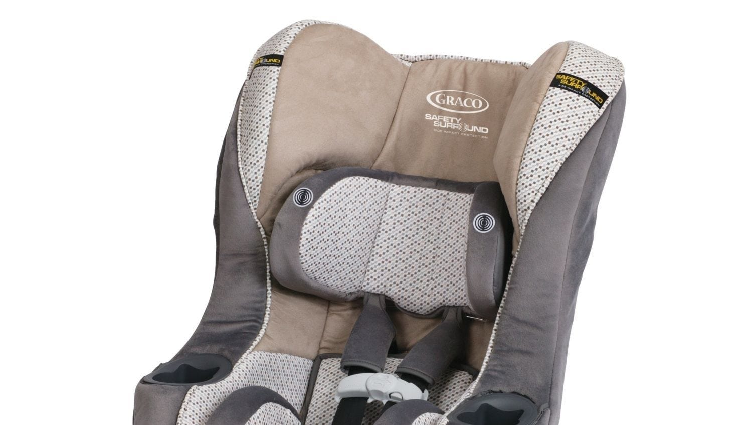 Graco My Ride 65 LX Convertible Car Seat Coda One Size 1813074