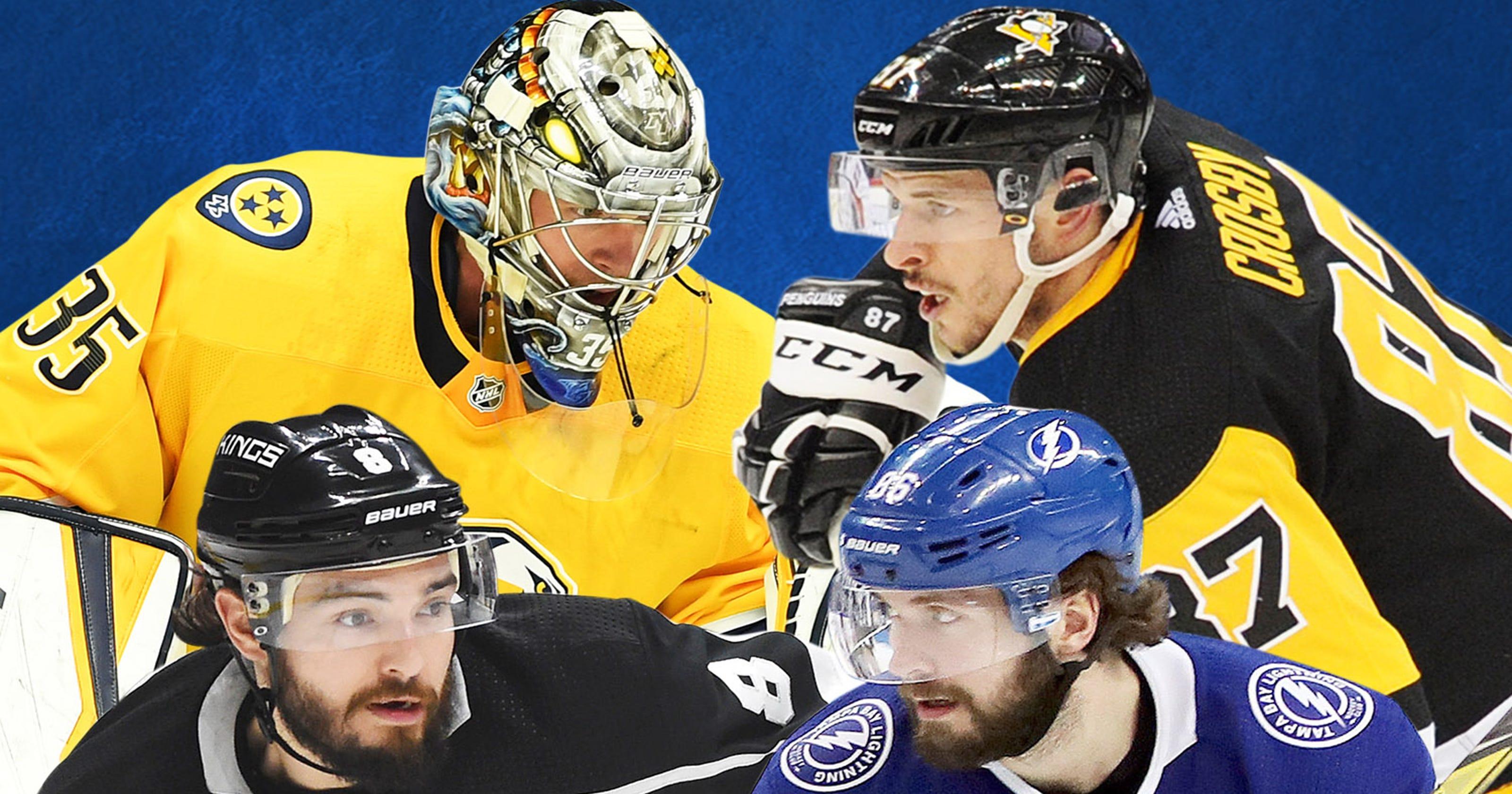 NHL playoffs  Ranking all 16 teams in the field 5ada1fb58